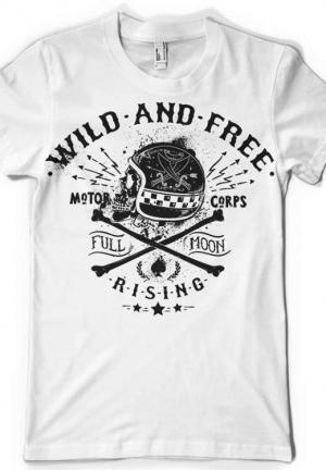 футболка wild and free tee shirts