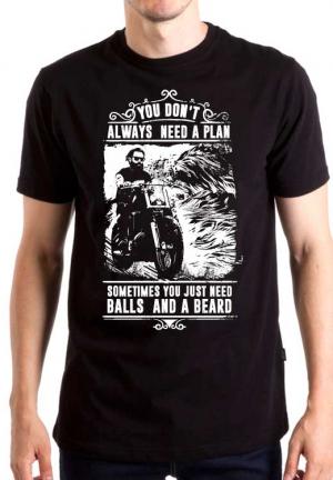 футболка you dont always need plain