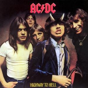 винил ac/dc highway to hell