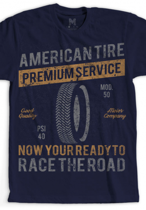 футболка american tire