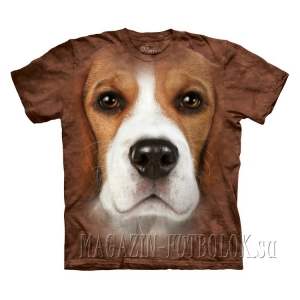 beagle mountain - футболки со зверями