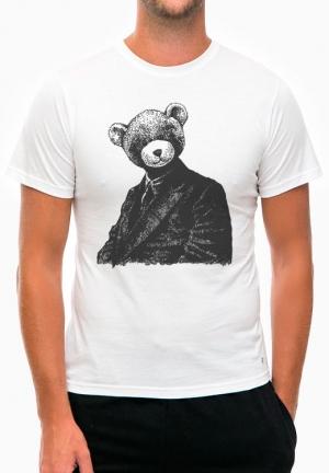 футболка bear in costume