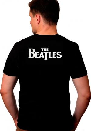 футболка beatles sergant pepper lonely hearts club band