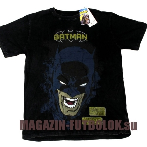 бэтмен - футболки с логотипами супергероев