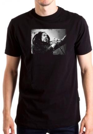 Футболка Bob Marley на концерте