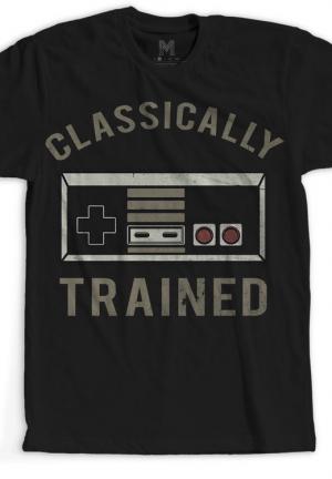 футболка classically trained