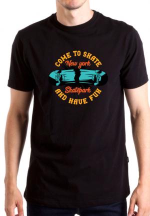 футболка come to skate