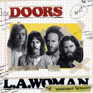 диск the doors la woman