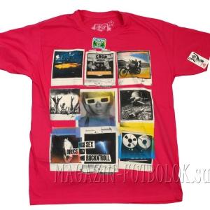 дизайнерская футболка sex drugs rock`n`roll