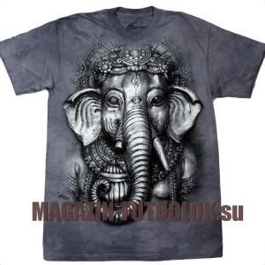 этно футболка ганеша