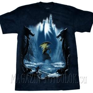 фэнтэзи футболка с драконом lost valley