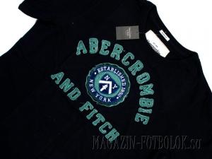 футболка abercrombie&fitch c логотипом