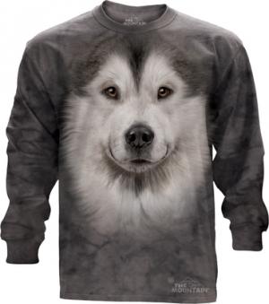 футболка alaskan malamut