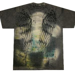 футболка ангел смерти