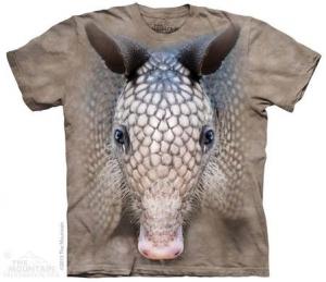 футболка armadillo head