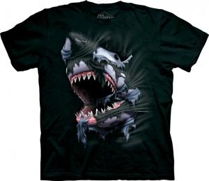 футболка b.through shark