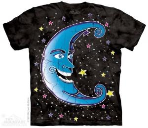 футболка batik moon