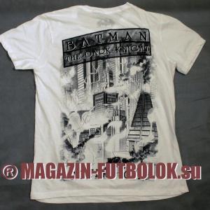 футболка batman dark knight gotham city