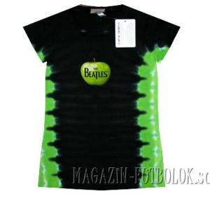 футболка beatles с логотипом abbey road