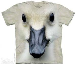 футболка big face baby duck