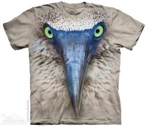 футболка big face booby