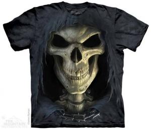 футболка big face death
