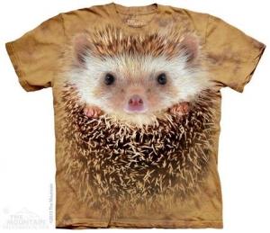 футболка big face hedgehog