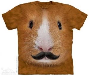 футболка big face incognito guinea pig