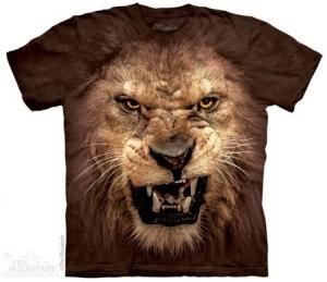 футболка big face roaring