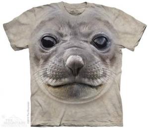 футболка big face seal