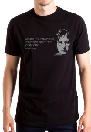футболка john lennon на заказ