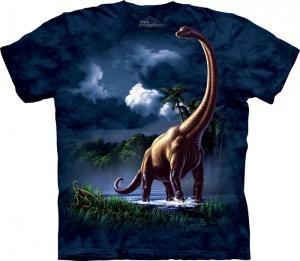 футболка brachiosaurus