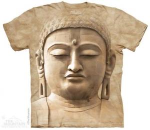 футболка buddha portrait