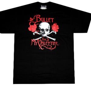 футболка bullet for my valentine