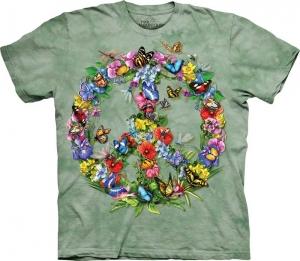 футболка butter dragon peace