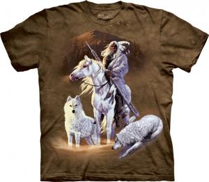 футболка campanions of the hunt