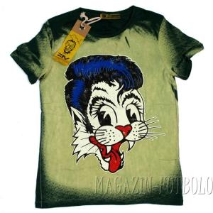 футболка cat