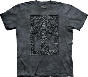 футболка celtic cross