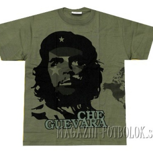 футболка che guevara diplomat зеленая