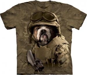 футболка combat sam