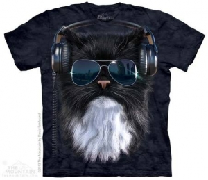 футболка cool cat