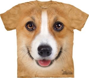 футболка corgi