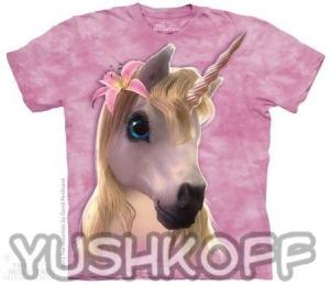 футболка cutie pie unicorn