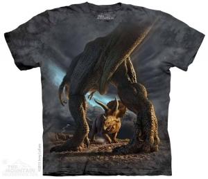 футболка dino battle