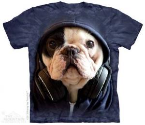 футболка dj manny  frenchie