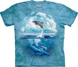 футболка dolphin sky