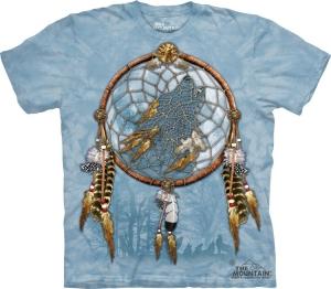 футболка dream wolf