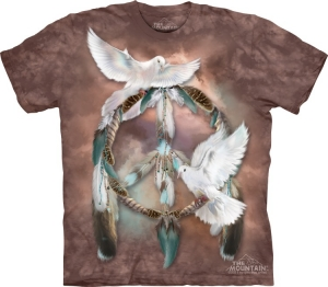 футболка dreams peace