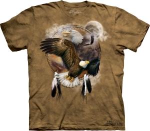 футболка eagle shield