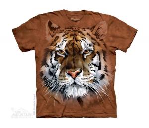 детская футболка fierce tiger